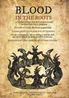 Blood in the Roots (British Folk Horror RPG)