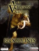 Amazons Vs Valkyries: Bloodlines