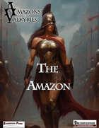 Amazons vs Valkyries: The Amazon