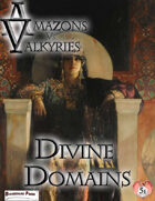 Amazons Vs Valkyries: Domains