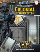 Colonial - Starbase Set 04