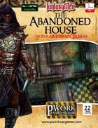 The Abandoned House - Modular Terrain Tiles 08