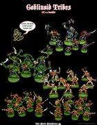 Goblinoid Tribes [BUNDLE]