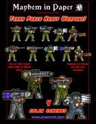 Terra Force: Heavy Weapons