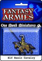 Elf Army: Basic Cavalry