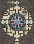 Colour Dungeon #1