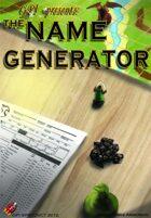 The Name Generator