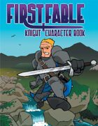 FirstFable Knight Character Book