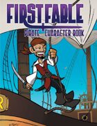 FirstFable Pirate Character Book