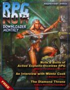 Downloader Monthly - Oct 2003