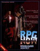 Downloader Monthly (November 2003)
