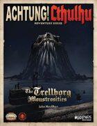 Achtung! Cthulhu: Trellborg Monstrosities - Savage Worlds
