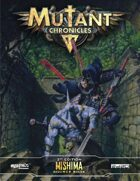 Mutant Chronicles: Mishima source book