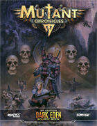 Mutant Chronicles Dark Eden Source Book