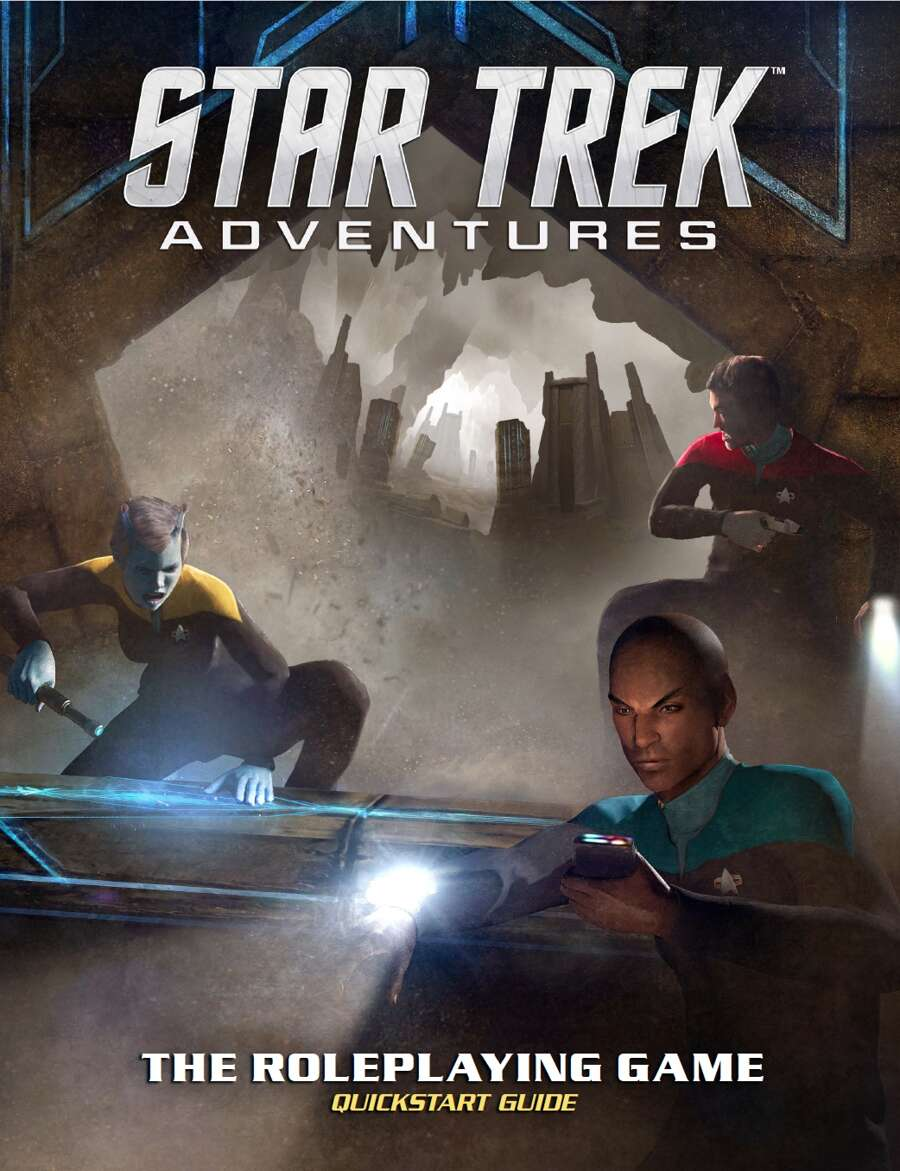 Star Trek Adventures Quickstart