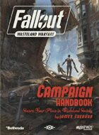 Fallout: Wasteland Warfare – Campaign Book