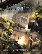 Infinity: Mercenaries Sourcebook
