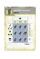 Fallout: Wasteland Warfare - Wave 1 AI Card Deck: Survivors, Super Mutants, Brotherhood of Steel - PDF
