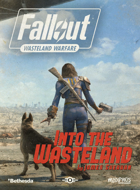 Fallout: Wasteland Warfare – Into the Wasteland - PDF