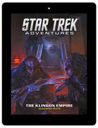 Star Trek Adventures: Klingon Quickstart