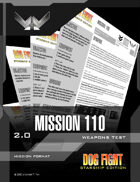 Dog Fight: Starship Edition Mission 110