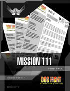 Dog Fight: Starship Edition Mission 111