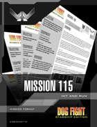 Dog Fight: Starship Edition Mission 115