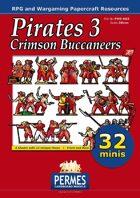 Pirates: Set 3 - Crimson Buccaneers