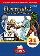 Elementals Set #2 - MEGA Package