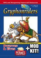Gryphonriders - Dwarves & Elves