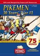 Pikemen - 30 Years' War #1