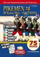 Pikemen IV FACTIONS - 30 Years' War #4