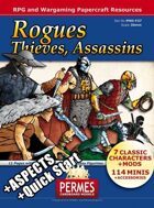 Rogues Thieves and Assassins