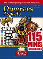 Dwarves: Set 4 - ASPECTS