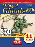Winged Ghouls