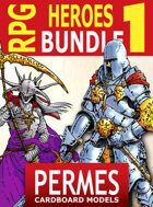 RPG Heroes - 1 [BUNDLE]