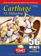 Carthage #1 - Infantry