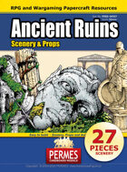 Easy Scenery - Ancient Ruins