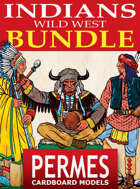 Wild West INDIANS [BUNDLE]