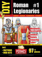 DIY Roman Imperial Legionaries 1