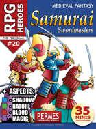 RPG HEROES #20: Samurai Swordmasters