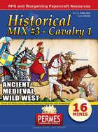 Historical Series Mix 3 Cavalry1