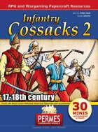 Cossacks #2 Steppen Infantry