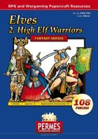 ELVES Set 2 - High Elf Warriors