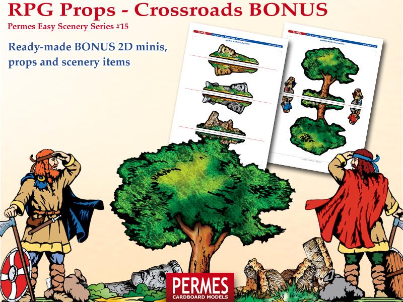Crossroads MODKIT - PERMES Easy Scenery - preview2
