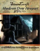 SteamCraft: Shadows Over Newport