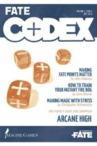The Fate Codex - Volume 1, Issue 3
