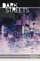 Urban Shadows: Dark Streets (1st Ed.)