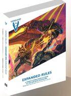 VANGUARD RPG 'Varmisk Fallen' Expanded Rules
