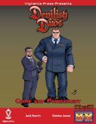 Devilish Duos:Crime and Punishment